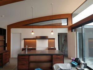 Verlichting in een woonhuis